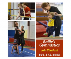 Bailie's Gymnastics & Power Tumbling, Draper