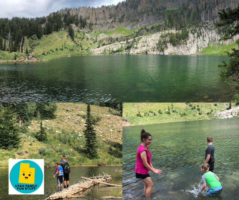 Bloomington Lake, Idaho