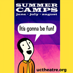 Utah Children's Theatre Summer Camps