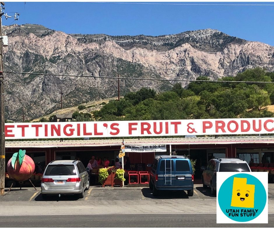 Pettingill's Fruit Stand, Willard Bay, Utah
