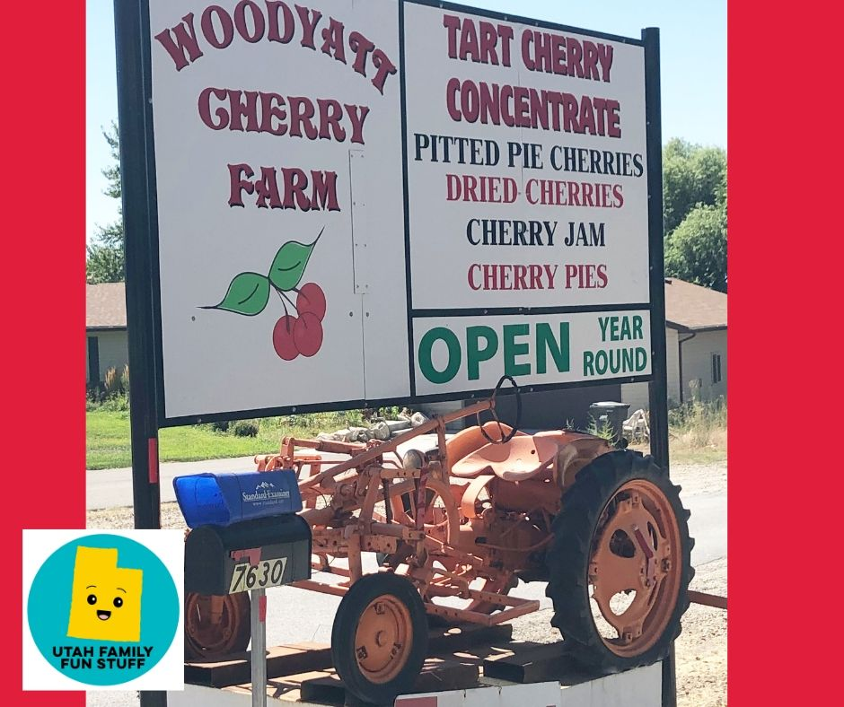 Woodyatt Cherry Farm, Willard, Utah