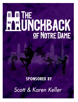 Hunchback of Notre Dame, CenterPoint Legacy Theatre, Utah