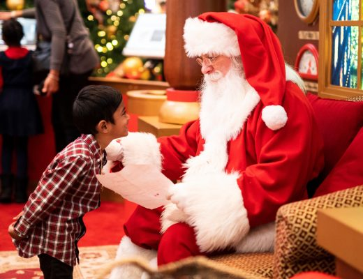 Places to Santa in Salt Lake City