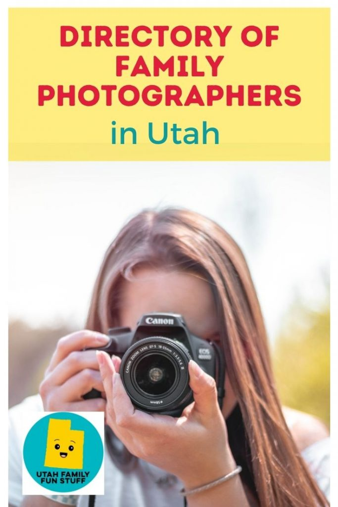 Find a great family photographer in Utah with this organized list of options.