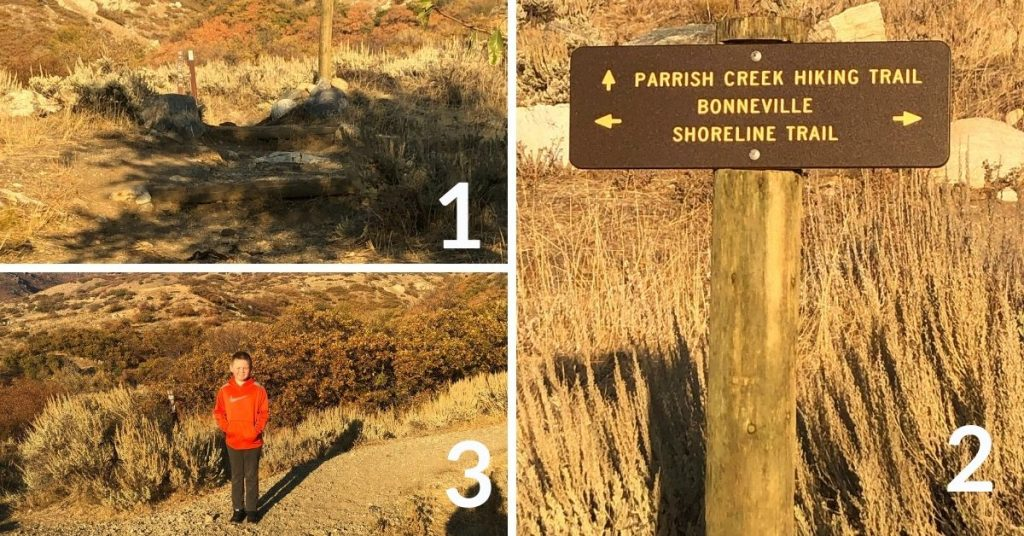 Directions to the Centerville Petroglyph Hike